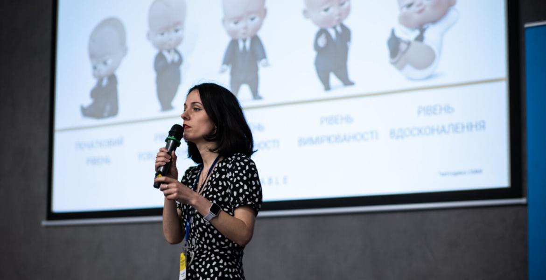 Наталія Заверуха розповіла провідним українським HR-фахівцям про можливості систематизації та оптимізації бізнес-процесів у їх сфері.
